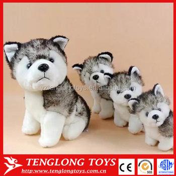 Custom Plush Toy Crazy Stuffed Husky Toy Alaska Dog Toy Buy