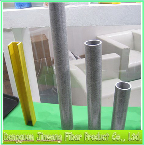 Fiberglass Round Tube for Furniture Pole