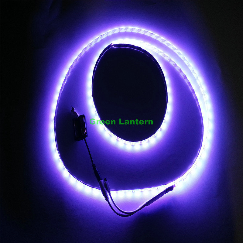 Wholesale high bright small battery operated led light strip with ...