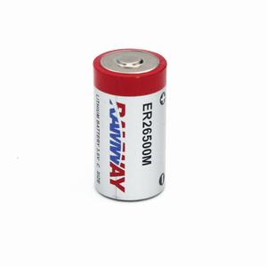 3.6V 6500mAh Primary Lithium Battery ER26500M C Size Battery for Remote Wireless Transmitter