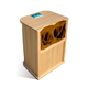 New mini wooden steam foot sauna for relax