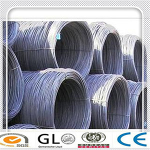 Hot Rolled Low Carbon Steel Sae 1006 Sae 1008 Ms Wire Rod Price