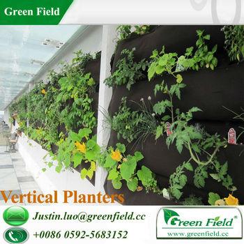 Green Field Vertical Garden,Vertical Gardening Living Wall With Drip Irrigation  System