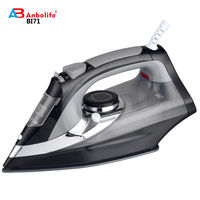 Automatic DC electric pressing iron,clothes iron,handy home dry iron/steam iron/electric iron