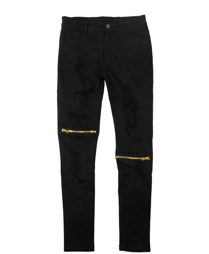 Cheap Ripped Skinny Jeans Black, find Ripped Skinny Jeans Black ...