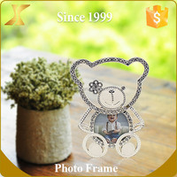 Cheap price Metal Crafts baby Photo Frame boy gift picture frame