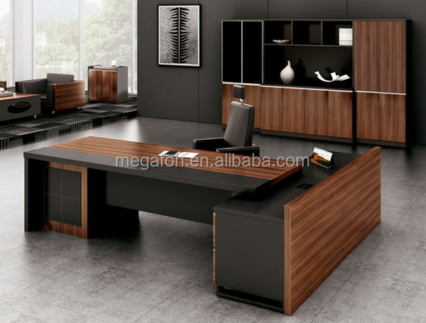 Luxury Presidential Furniture Modern Office Executive Desk Table