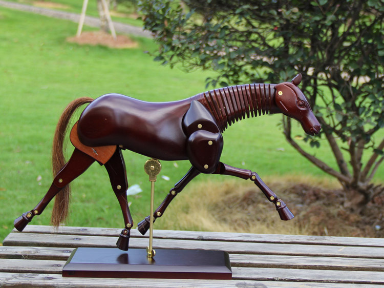 Wholesale Wood Manikin,Wooden Arts Crafts,Wooden Horse Models For ...