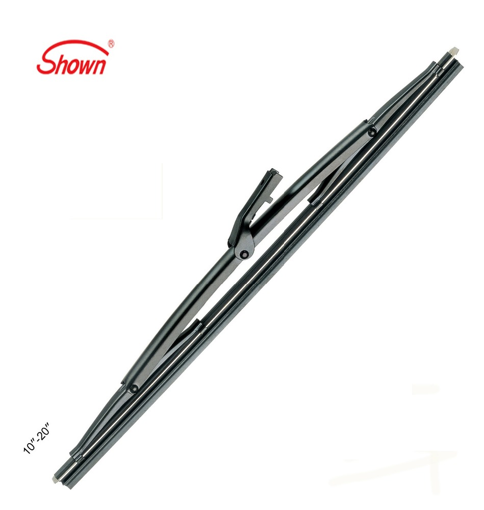 Good wiping wholesale car windscreen wipers windshield wiper blade
