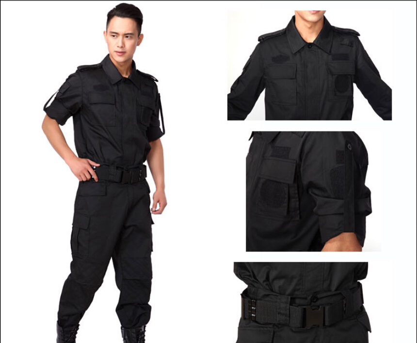 Security Guard Uniform 52