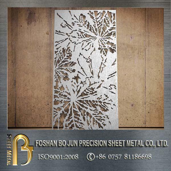 Custom Laser Cut Metal Art From Factory