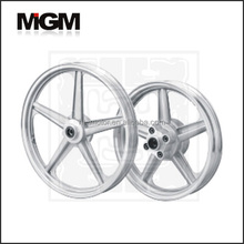 CM125 Alloy motorcycle wheel / motorcycle rear wheel rim