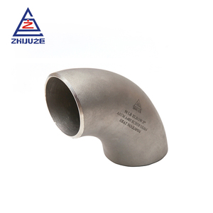 Durable ASME B16.9 Stainless Steel 90 Degree Long Radius Elbow Pipe