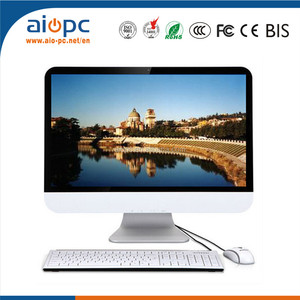 "15 inch ips computer led monitors / 15"" ips pc monitor high quality keyboard touch screen desktop computer"