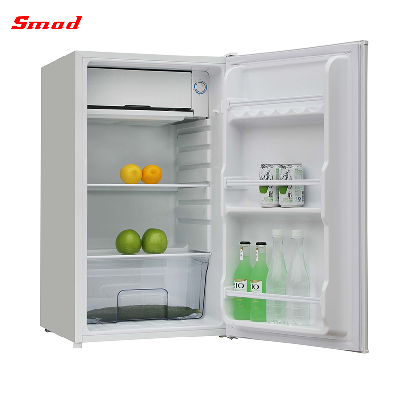 Mini Single Door Small Size Table Top Compact Mobile Home Fridge