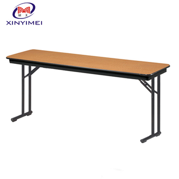Hot selling laminate training table