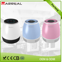 activated carbon air filter convenient battery powered air purifier green air purifier ionizer