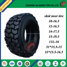 10x16.5 bobcat skid steer tire 27x8.5-15 made in China