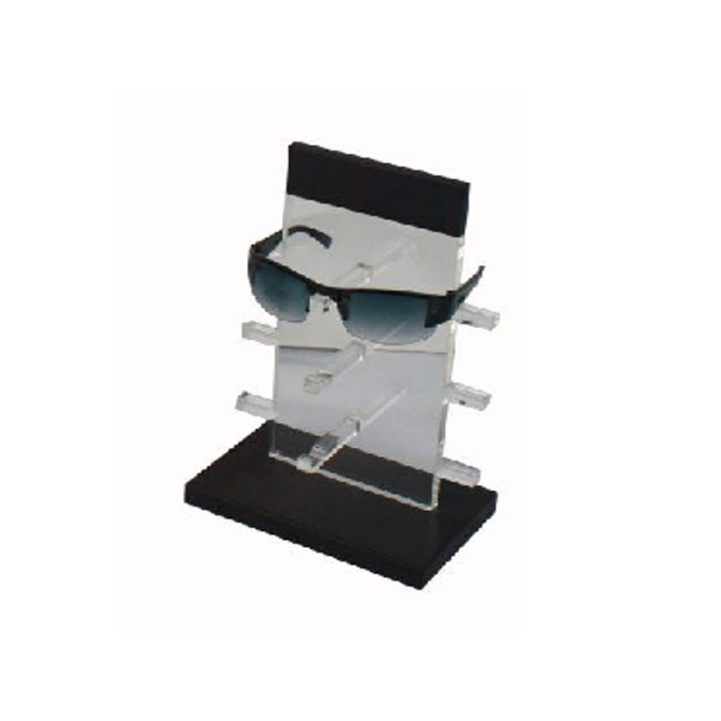 Acrylic sunglasses glasses display rack shelf YIXIN4231