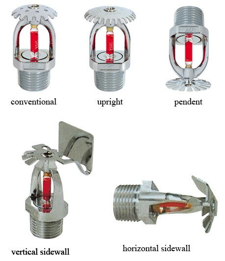 High Quality Ul Fm Listed Zst Series Fire Water Sprinkler Head For Fire  Suppression System - Buy Fire Sprinkler,Sprinkler Head,Fire Suppression  System