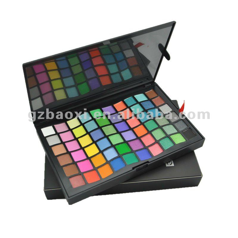 wholesale 96 color make up eyeshadow blush lipgloss palette combo cosmetics