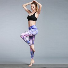 Custom Women Gender Dry fit Breathable Tight Sportswear leggings Yoga pants