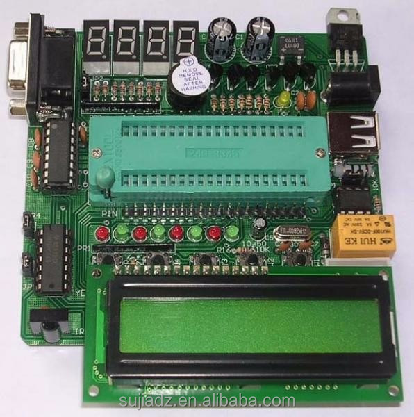 Professional pcb supply mp3 player pcb board and air conditioning pcb board