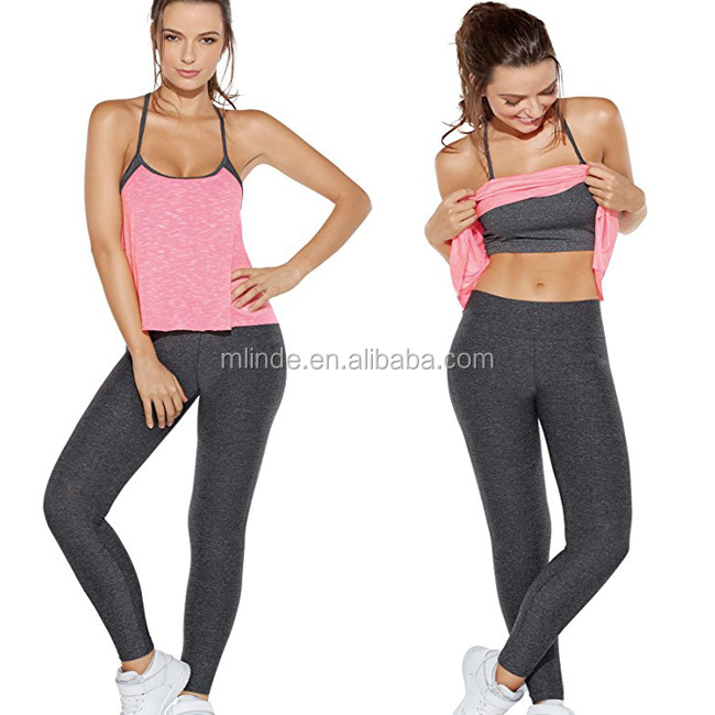 Bulk Wholesale Activewear Clothing 2 Piece Gym Outfit Tights Loose Tank Matching Leggings Summer Canada Ladies Sport Tracksuit Buy Sport Tracksuit Custom Sports Tracksuits Canada Tracksuit Product On Alibaba Com