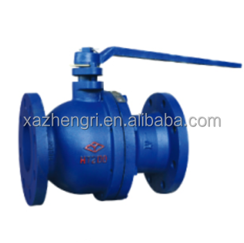 LT Best Quality low temperature hydraulic actuator flange ball valve