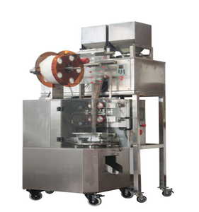 UN-SJB02 Automatic nylon triangle tea bag packing machine