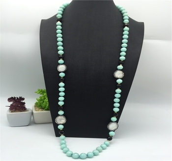 China Manufacturer Wholesale Good Price Stone Chain Jewelry