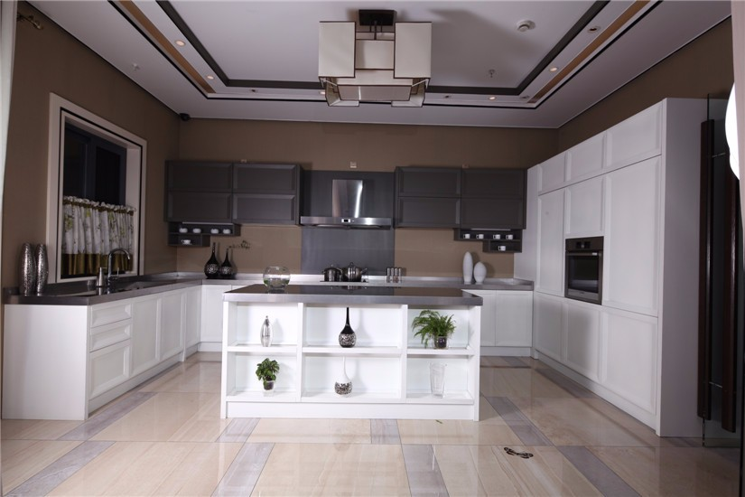 WELBOM Cabinet Manufacturer Best Selling Shaker Style Door Kitchen Cabinet