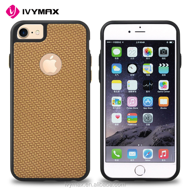 IVYMAX Cheap price anti gravity cell phone case for iPhone 7 sticky case, phone accessories case for iphone 7