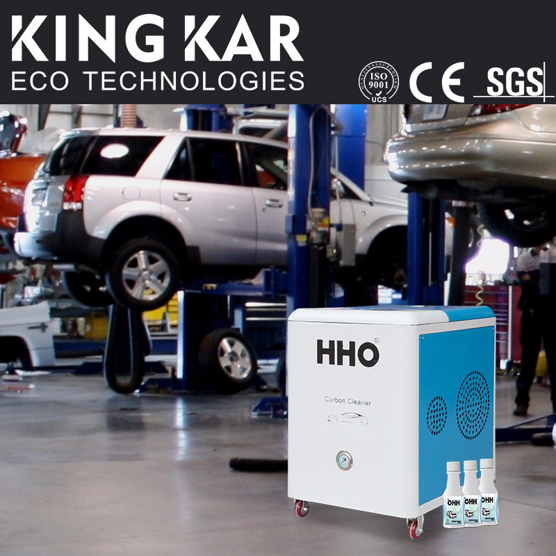 China supplier HHO gas internal engine cleaner