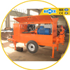 Factory Price!!Small Concrete Pump for sale,used concrete pump truck,putzmeister concrete pumps and hose