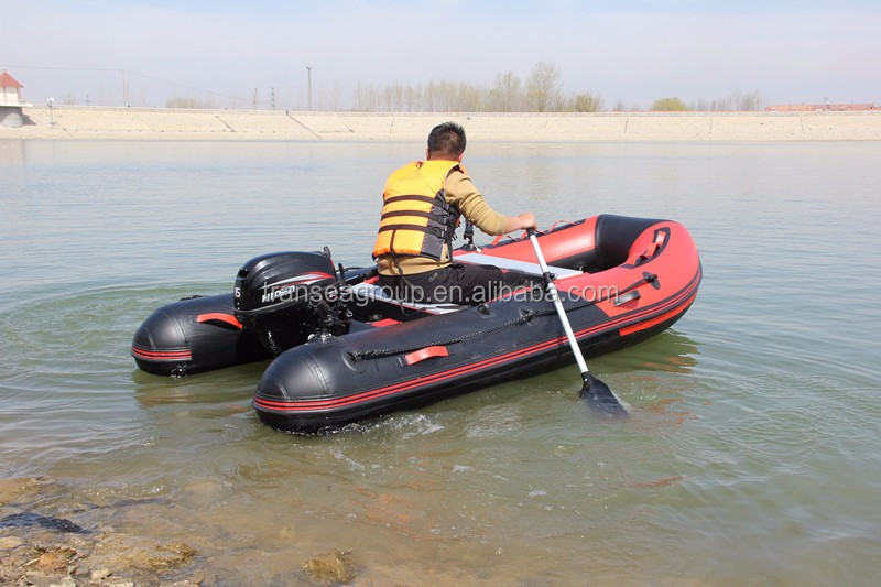 Ce certificate cheap price small inflatable fishing boat for Small boat motors cheap
