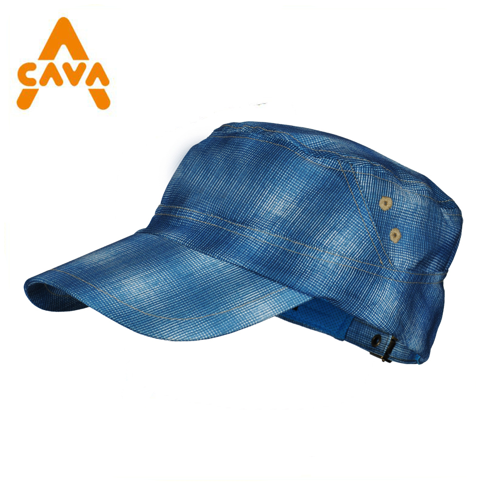 High quality quick dry fit flat top army baggy cricket plaid baseball cap hats for sale