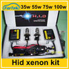 AC 35w hid ballast repair kit 50000hos lifespan 100% waterproof 18 months warranty!hid xenon kit High Quality made in china