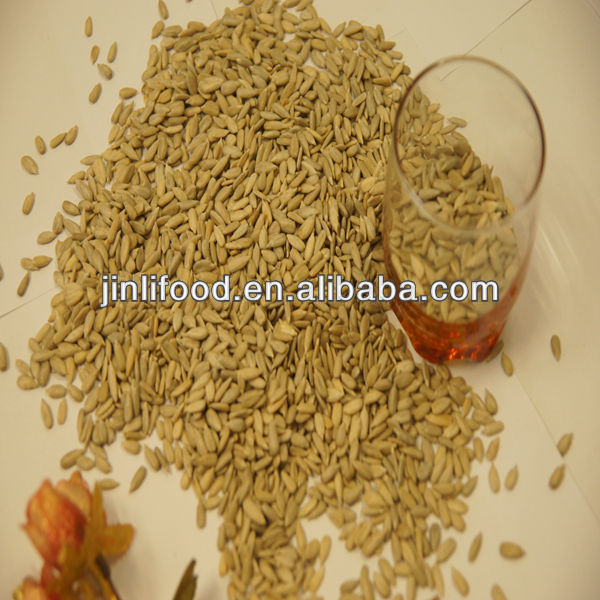 hulled sunflower kernel bakery grade top quality