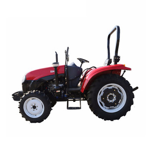 Good quality RY554 4wd mini farm mahindra tractor price in nepal pakistan  bangladesh