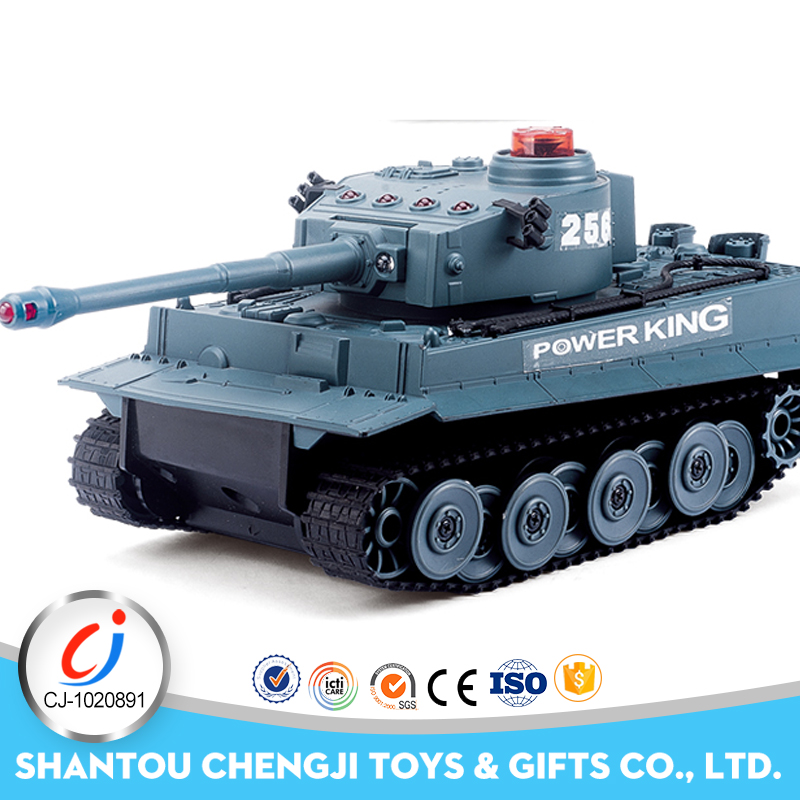 2.4G infrared battle electric car 1 32 scale rc tanks