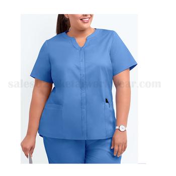 486710e266b New Style Nurse Uniform Designs Nurse Scrub Suits - Buy New Style ...