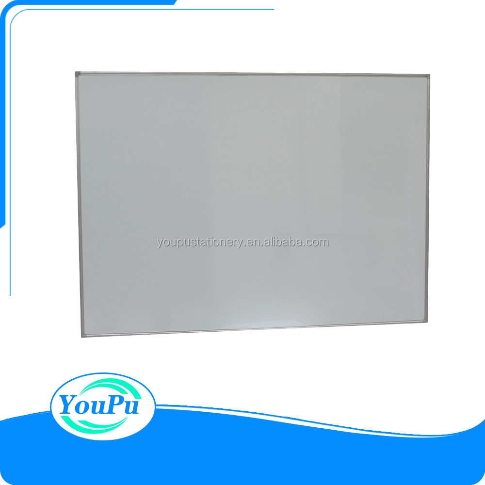 Factory supply best price whiteboard with pen tray for office wall mounted whiteboard