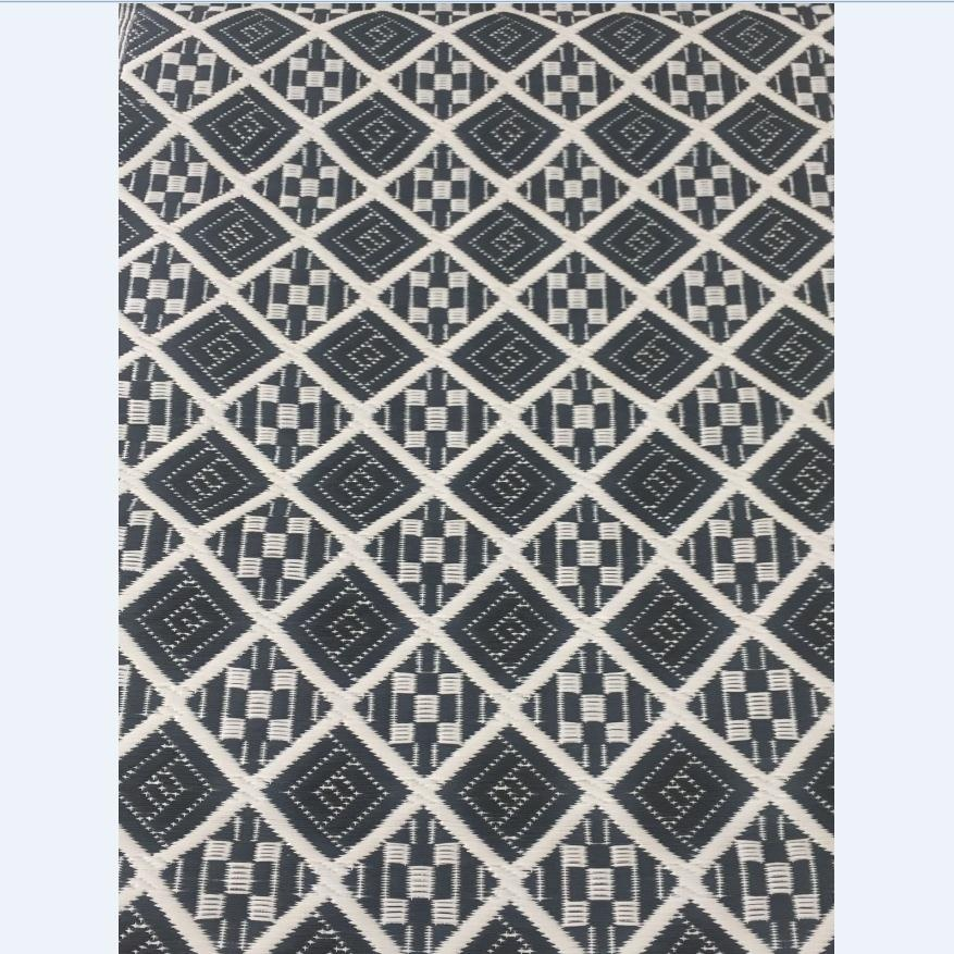 Woven Recycled Plastic Floor Mat