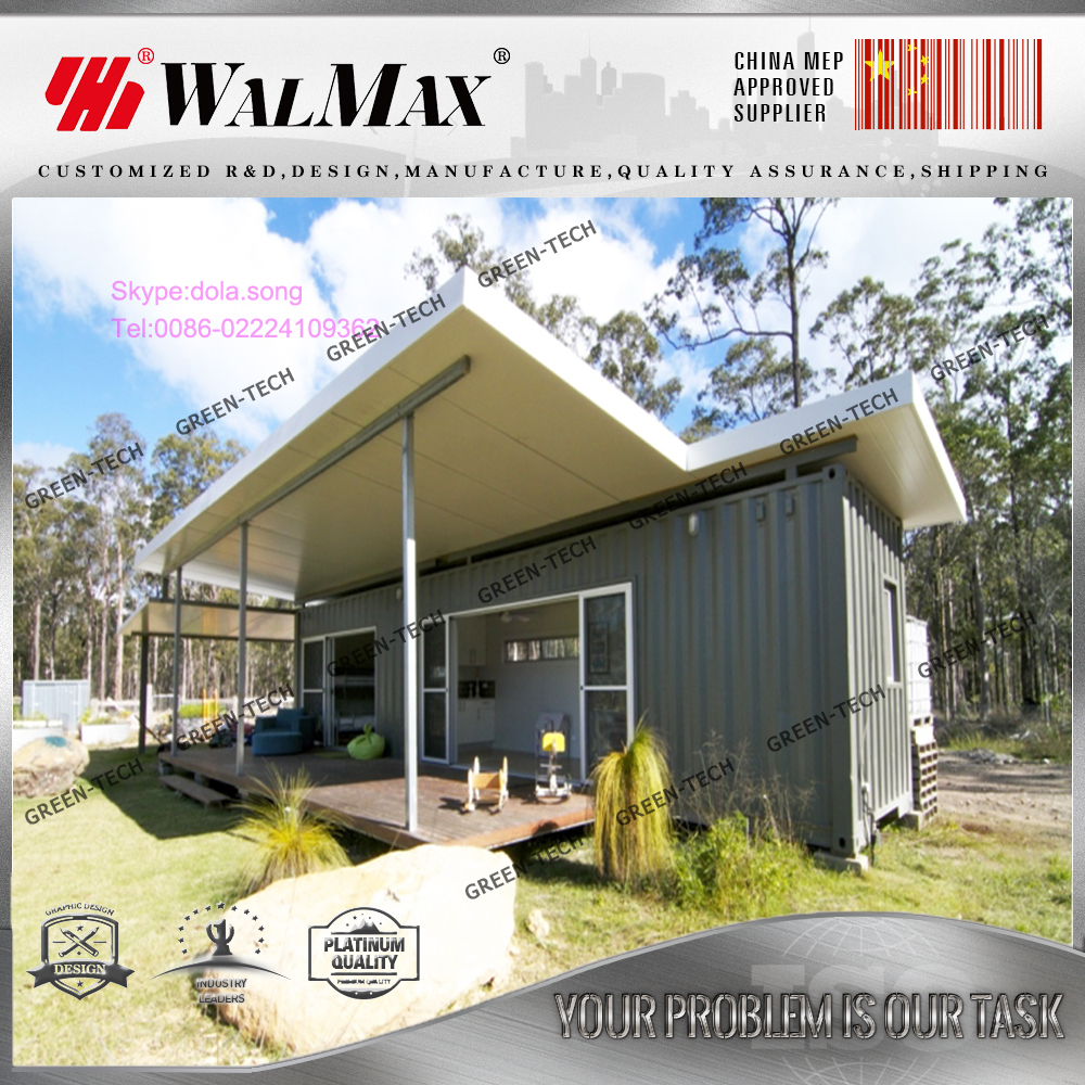 CH-DS035 luxury modular vacation container house