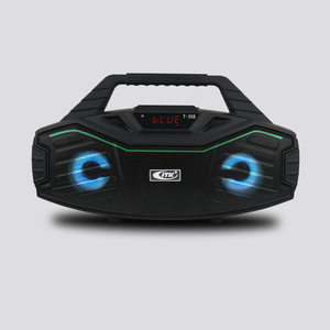 2019 Newly fashion super sound high quality portable boombox 4 inch speaker system with microphone fm USB
