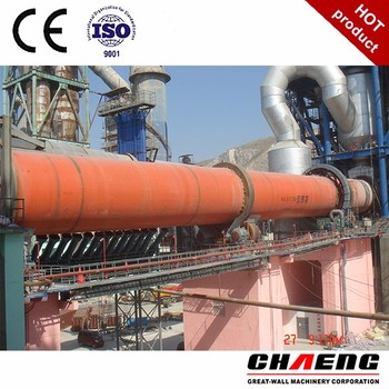 cement plant/gypsum cement clinker grinding factory in Venezuela