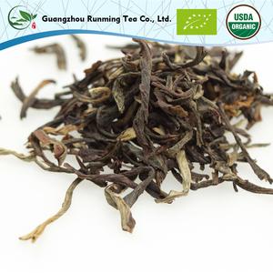 Traditional Natural Organic Certified Yunnan Black Tea Leaf In Bulk