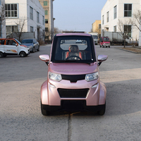 Hot Sale China Cheap 72V/1200W Mini Electric Car for Family
