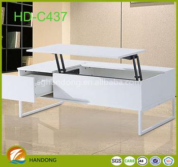 China Handmade Furniture Lift Top Mdf Coffee Table Design Buy